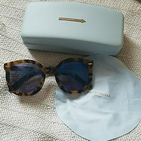 1d17ee6a1be6 Karen Walker Accessories - Super duper strength tort Karen Walker sunglasses